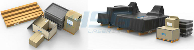 HSG F2513C fiber lézer